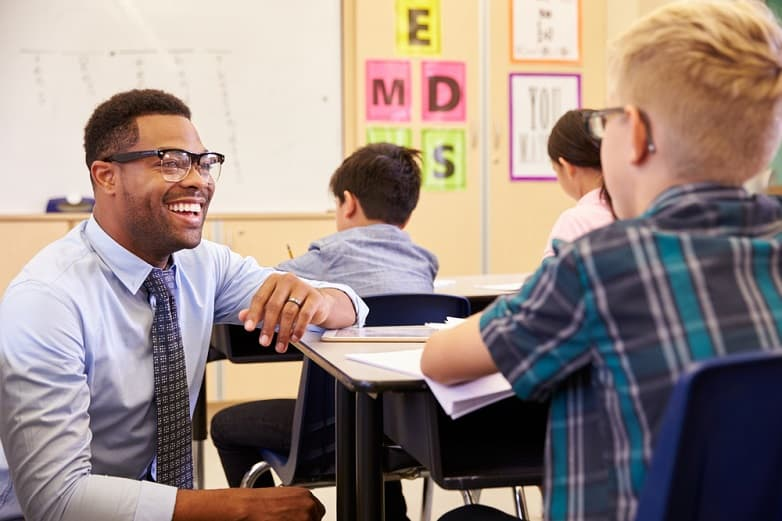 Encourage Relations with Teachers