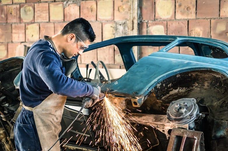 Auto Body Technician