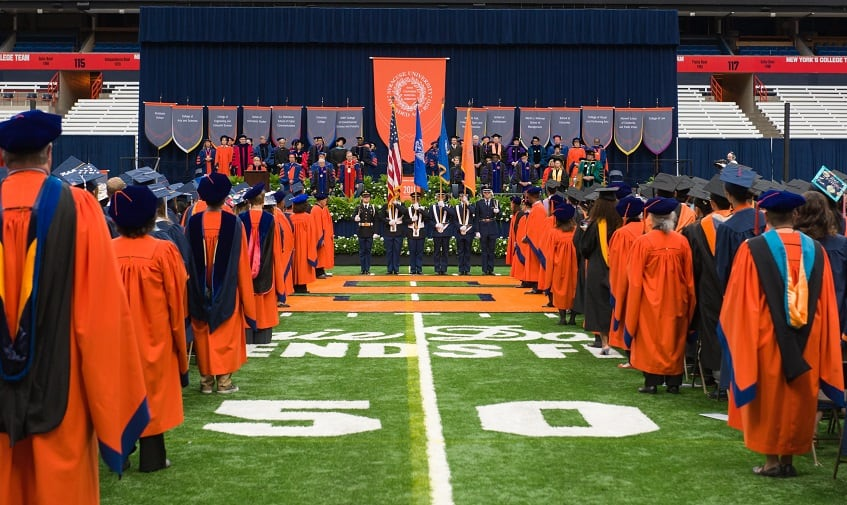 Syracuse University online master