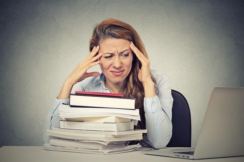 Teacher Burnout from Stress