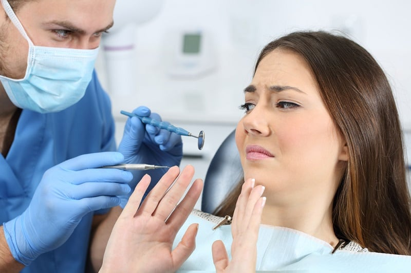 Effects on Physical and Mental Health for Dentist