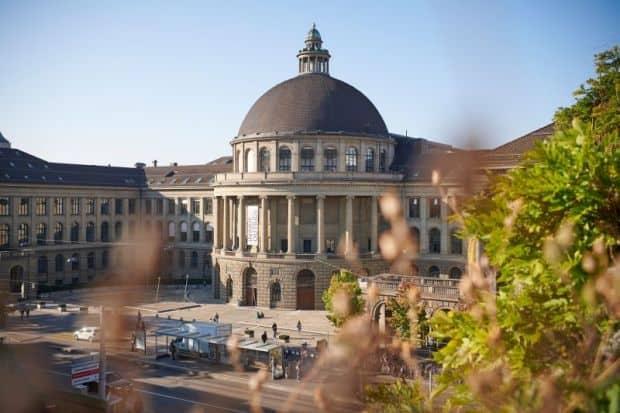 The University of Zurich, Switzerland