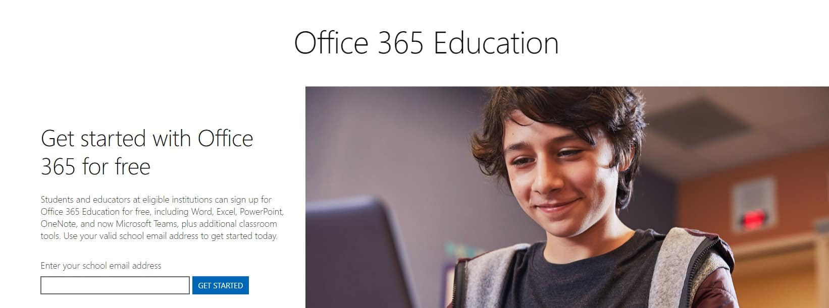 Microsoft Office 365 and G Suite With Edu Mail